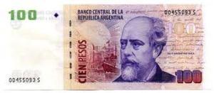 Peso argentinos image