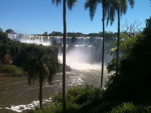 Iguazu Falls Travel Writing / Travel Literature